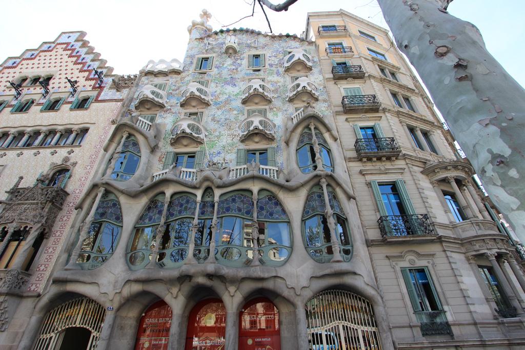 Collection jetons touristiques monnaie de paris - Casa vives gaudi ...