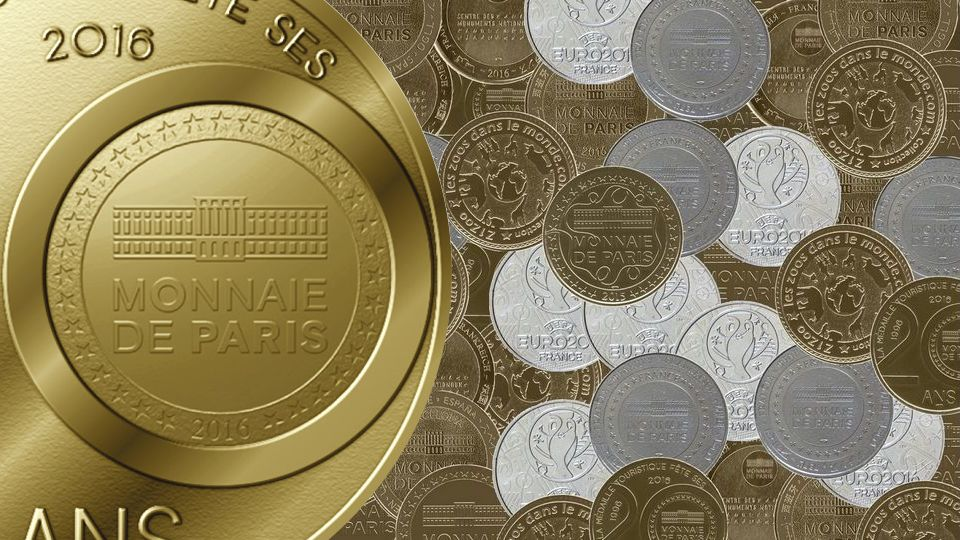 monnaie de paris touristique liste